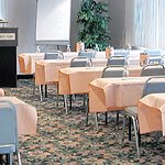 Hold a conference in one of our three function rooms