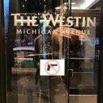 Foto de The Westin Michigan Avenue Chicago