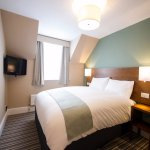 Innkeeper's Exeter Clyst St George Double Bedroom