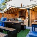 Garden huts