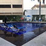 Our stay at the Holiday Inn Express in Villahermosa