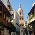 street scene in the Old Town