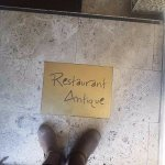 Loved the food, the place and the people from Antique.