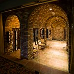 Wine Cellar - La Fougére Restaurant, Knockranny House Hotel & Spa