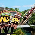 Arkansas Twister - Only at Magic Springs Theme & Water Park.