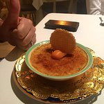 Creme Brulée - it is one of the best we ever eaten