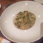 sea food risotto... delicious