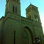 Iglesia del Sagrado Corazón de Jesús, el edificio que alberga al museo.