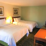 New Updated guest rooms