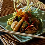 The Birdcage features authentic Thai cuisine prepared by our experienced chefs.