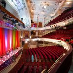 Inside the Pavilion Theatre Glasgow