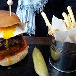 Delicious big burgers