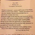 Restaurant Personell description