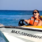 SPEED BOAT AND SNORKEL