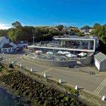Cafe Mylor, Mylor Yacht Harbour, Falmouth, TR11 5UF