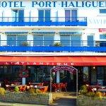 Hotel Port Haliguen Foto