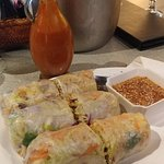 Soft Spring Roll.  Outstanding!