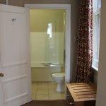 Bathroom in Attic