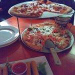 Brick Oven Pizzas and Renzo Sticks