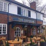 The Griffin Mynydd Isa