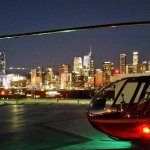 Los Angeles Skyline from Downtown Heliport