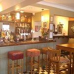 front bar, The Griffin Mynydd Isa