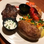 $11.99 steak and lobster!