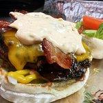The Ketchup Killer Burger