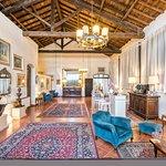 Il foyer Scuderie San Carlo