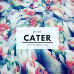Let us cater your next party.