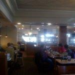 Main dining area, Perkins