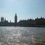 Thames River Boats Foto