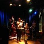 Jam session at Bimhuis