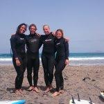 Foto de Red Star Surf & Yoga Camp