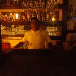 Carlos our Fabulous Friendly Bartender