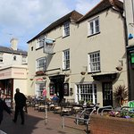The New Inn, Deal High Street (pedestrianised)