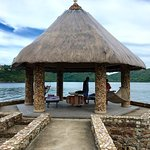Beautiful Busuanga Bay Lodge and surrounding island day trips