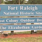 Fort Raleigh - The Lost Colony