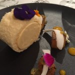 Pineapple and Passionfruit Artic Roll