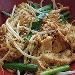 Chicken Thaï Pad (really good)