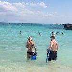 Great snorkelling.