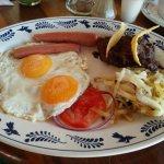 Hangover Breakfast