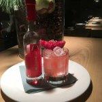 Amazing cocktail - Granada, with Melogranello liqueur
