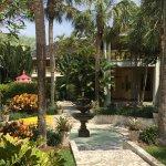Courtyard Fountain.