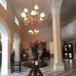 Hotel SB lobby