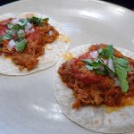 Red Chile Pork with Salsa Roja