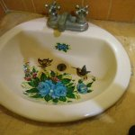 Pretty Sink two only 1 works ???