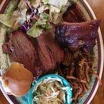 Ya getting hungry yet? Smoked Meat Platter