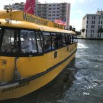 Water Taxi ride. Pay one price ride all day