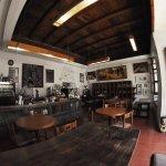 Muy buen lugar para tomar café en la ciudad de Antigua Guatemala, el iced coffee es de lo mejor!